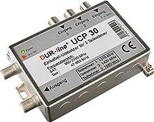 Dur-line UCP 30 Solución de un cable (para 3 Usuarios por 1 Cable) Función como aplilador-desapilador