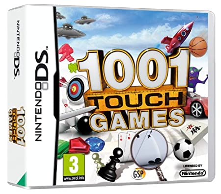 1001 TouchGames (Nintendo DS)