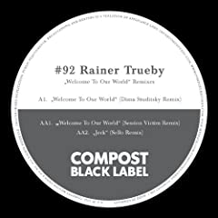 Compost Black Label #92 - Remixes by Session Victim, Dima Studitsky, Sello, Chocolate Garage Productions