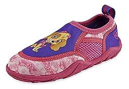 Paw Patrol Water Shoes Aqua Socks (5/6 Toddler)