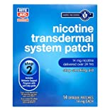 Rite Aid Nicotine Transdermal System Patch, 14 mg 14 ct.