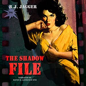 The Shadow File: Bryson Wilde Thriller | [R.J. Jagger]