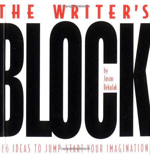 writers block Mark has writer's block, so he can't write the script to a movie that had a great start his writer's block was caused by his annoying nephew who stifled creativity.
