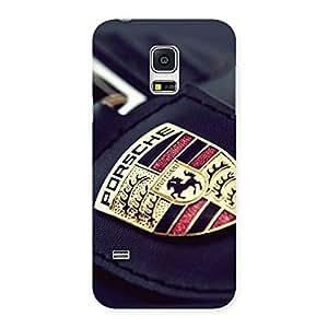 Porse Multicolor Back Case Cover for Galaxy S5 Mini