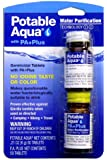 Potable Aqua Water Purification Value Pack 100 Tablets + PA Plus 100 Tablets Value Pkg Total - 200 Tablets