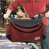 Sporty Pet Bike Basket - Red