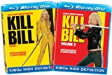 Kill Bill Volumes 1 and 2