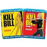 Kill Bill - Volumes 1 & 2 [Blu-ray] (Amazon.com Exclusive) ~ Uma Thurman