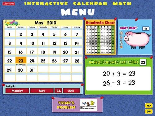 Interactive Calendar Ideas : Free printable calendars for kids