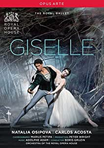 Adolphe Adam: Giselle (Royal Opera House, 2014) [DVD]