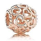 Pandora Open Your Heart Filigree Charm - 780964