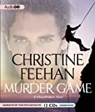 Christine Feehan Murder Game (Ghostwalker)