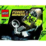 LEGO Power Miners Exclusive Mini Figure Set #8908 Monster Launcher ~ LEGO