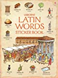 Usborne Latin Words Sticker Book [With Stickers] (Latin Edition) (0794511457) by Sheikh-Miller, Jonathan