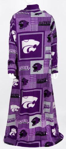 Officially Licensed Kansas State Wildcats Snuggie-Kansas State College Snuggie-
