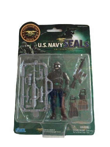 United States Navy Seals Posable Figure by Excite