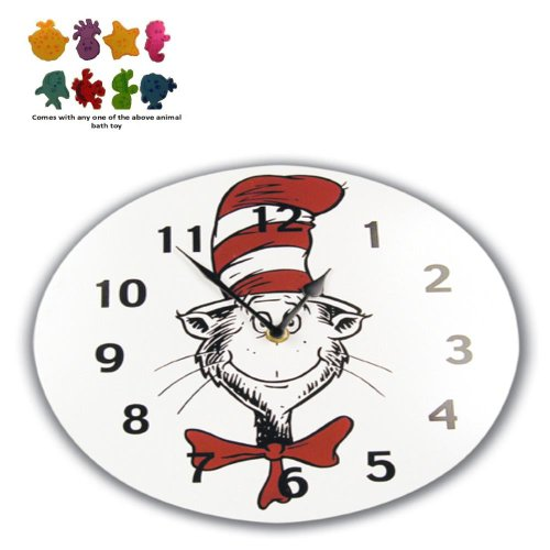 Cat In The Hat Nursery Decor front-1015901
