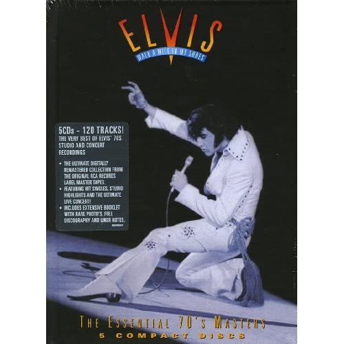 Walk-A-Mile-In-My-Shoes-The-Essential-70s-Masters-Elvis-Presley-Audio-CD