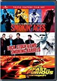 Smokin Aces / Lock, Stock and Two Smoking Barrels / The Fast and the Furious: Tokyo Drift Triple Feature Film Set