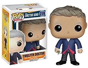 Funko Pop T.V. Doctor Who - Dr. #12 Figure
