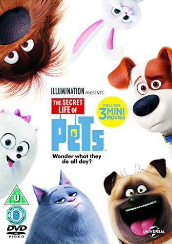 The Secret Life of Pets [Reino Unido] [DVD]