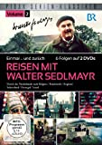 Reisen mit Walter Sedlmayr (Einmal ... und zurück), Vol. 2 - Weitere sechs Folgen der beliebten Serie (Pidax Serien-Klassiker) [2 DVDs]
