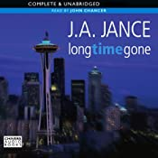 A Long Time Gone | J A Jance