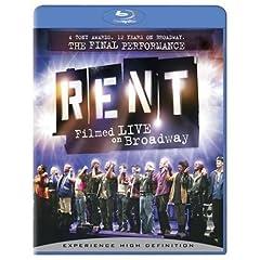 RENT: FILMED LIVE ON BROADWAY 5