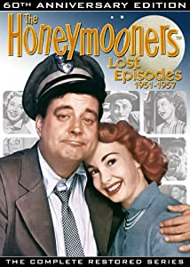 The Honeymooners : Lost Episodes 1951-1957 (The Complete Restored Series) by MPI Home Video