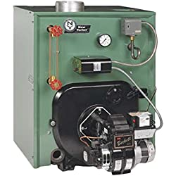 New Yorker CL - 1.5 GPH - Steam Boiler - Oil - 82.6% AFUE - Chimney Vented - Up to 2,000 Ft.