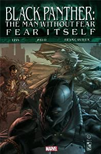Fear Itself: Black Panther book downloads