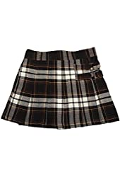 French Toast School Uniforms Plaid Two-Tab Scooter Girls