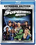 Superhero Movie (Extended Edition) [Blu-ray] [Import] (Bilingual)