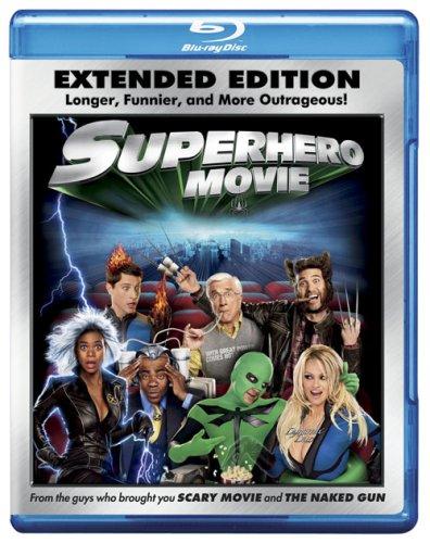 Супергеройское кино / Superhero Movie [EXTENDED]