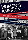 img - for Women's America: Refocusing the Past, Volume One (Volume 1) book / textbook / text book