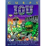"IOU: Welcome to Illuminati University! (GURPS: Generic Universal Role Playing System)von ""Elizabeth McCoy"""