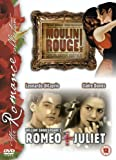 Moulin Rouge! and Romeo + Juliet Double Pack [DVD]