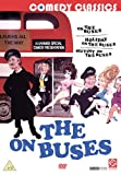 On The Buses/Mutiny On The Buses/Holiday On The Buses [DVD]