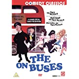 On The Buses/Mutiny On The Buses/Holiday On The Buses [DVD]by Harry Booth