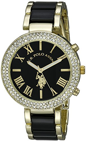 U.S. Polo Assn. Women's USC40061 Analog Display