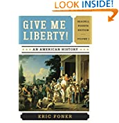 Eric Foner (Author)   15 days in the top 100  (11)  Buy new:   $44.49  79 used & new from $44.05