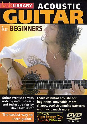 Acoustic Guitar for Beginners [DVD] [NTSC]