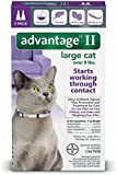 Advantage II Flea Control Large Cat (for Cats over 9 lbs.) - 2 Month