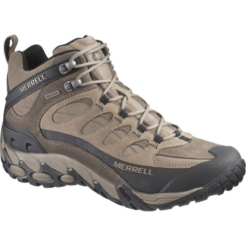 Merrell Men's Refuge Core Mid WTPF Brindle 7W