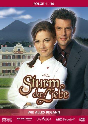 Sturm der Liebe 1 - Folge 01-10: Wie alles begann (3 DVDs)
