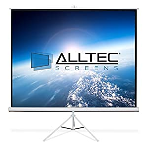 Alltec Screens ATS-TP113 Tripod Series Portable Projector Screen (113