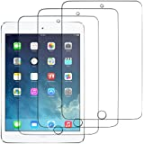 3 Packs EnGive High Definition Crystal Clear Screen Protector for 2013 New Apple iPad Air/5 9.7 Inch Tablet