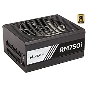 Corsair RMi Series RM750i ATX/EPS Fully Modular 80 PLUS Gold 750 W Power Supply Unit