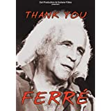 Thank you ferre (2003) - DVD