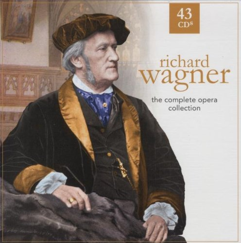 Richard Wagner -  Complete Opera - Cofre de CD
